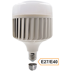 Светодиодная LED лампа Ecola High Power LED Premium 150W 220V универс. E27/E40 (лампа) 6000K 260х180mm HPD150ELC