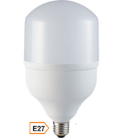 Светодиодная LED лампа Ecola High Power LED Premium 40W 220V универс. E27/E40 4000K 220х120mm HPUV40ELC